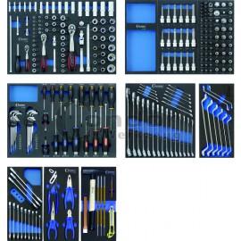 Szafka narzędziowa 7 szuflad 265 części CONDOR WERKZEUG