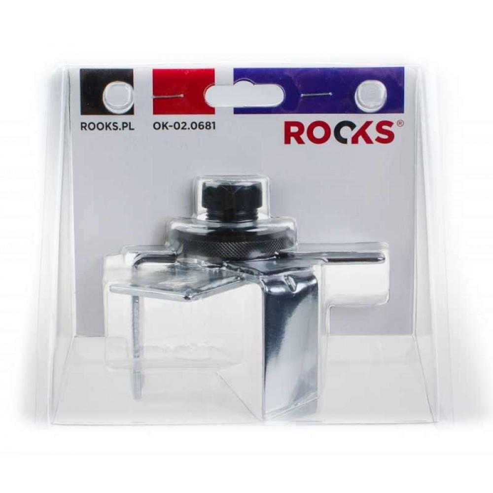 Klucz do filtra paliwa 3-ramienny 75-160 mm ROOKS