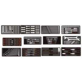 Szafka narzędziowa 6 szuflad, 196 narzędzi, szafki FIXMAN