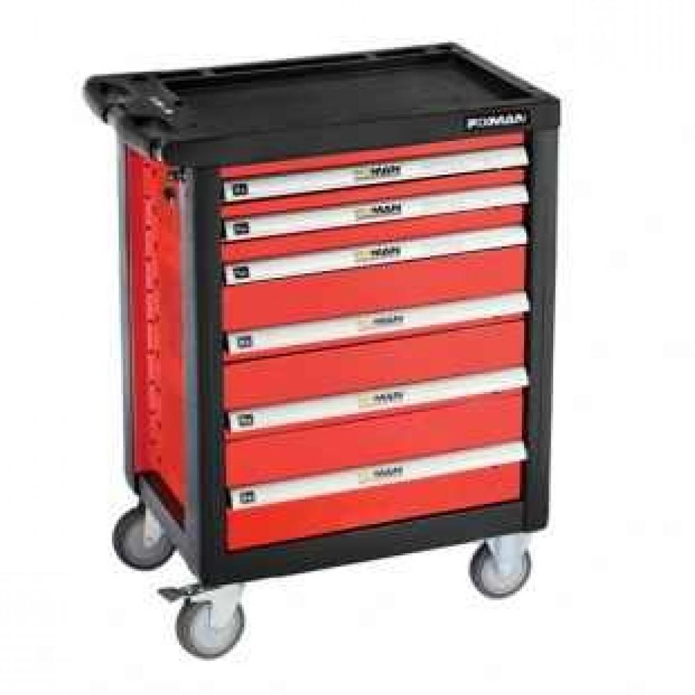 Szafka narzędziowa 6-szuflad bez narzędzi FIXMAN
