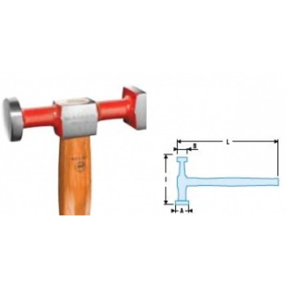 Narzędzia blacharskie 15 części FACOM