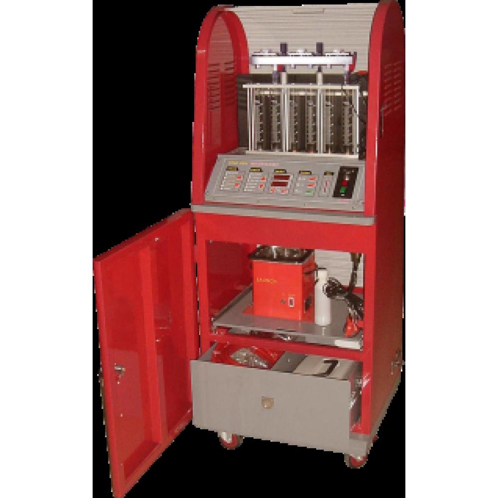 Urządzenie do czyszczenia i testowania wtryskiwaczy silników benzynowych CNC-801A LAUNCH