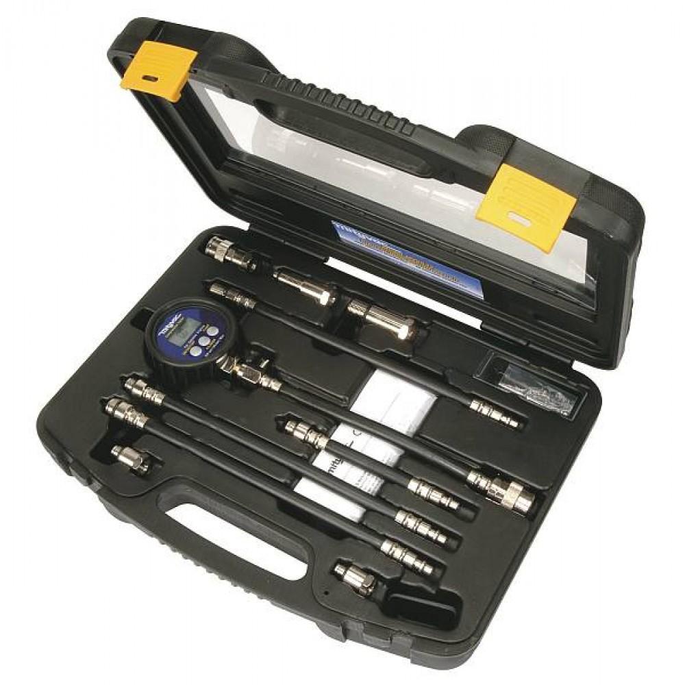 Próbnik ciśnienia gazu, cyfrowy 0 - 20 bar MITYVAC