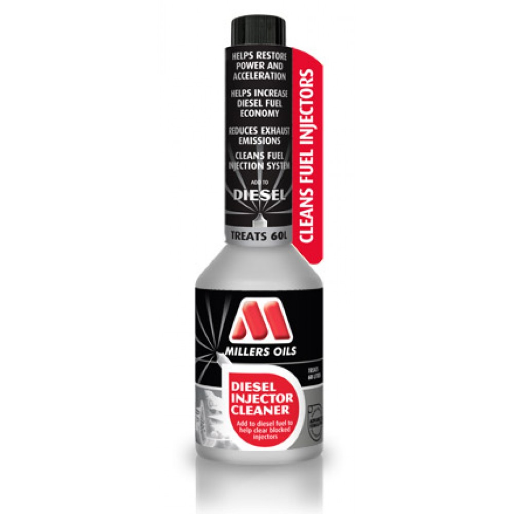 Millers Oils Diesel Injector Cleaner 250ml