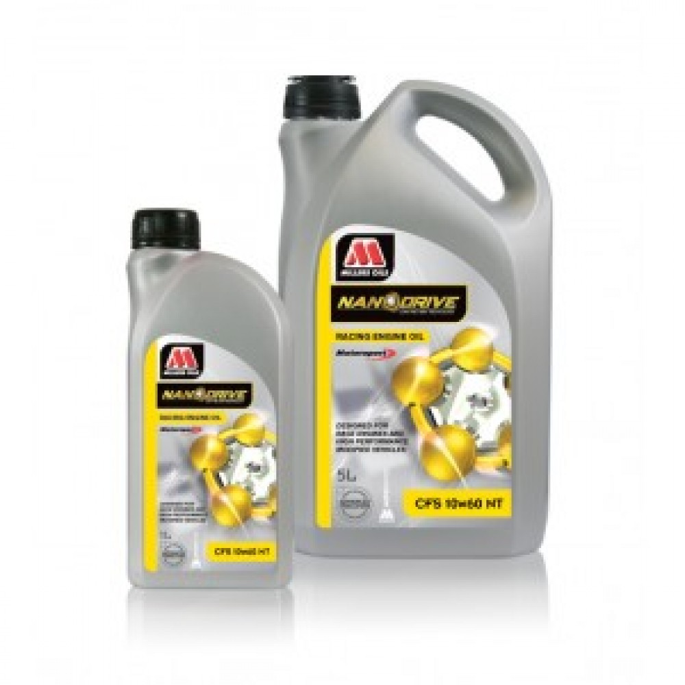 Millers Oils CFS Olej 10w60 NT 5l Motorsport