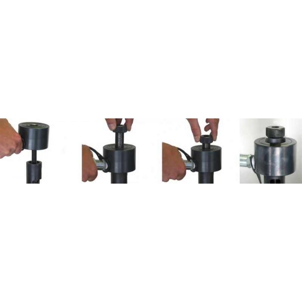 Ściągacz wtryskiwaczy BOSCH Mercedes-Benz CDI zestaw 9 części PICHLER