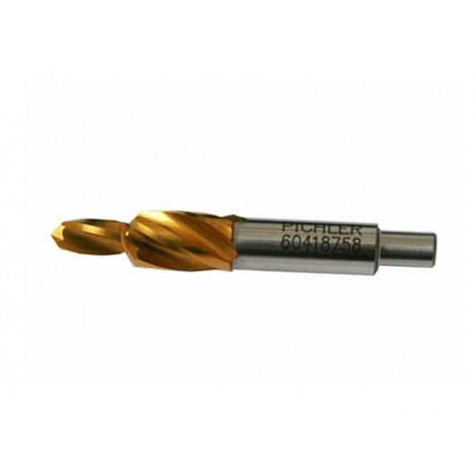 Frez 9x48,7 mm do zestawu M10, długi (60418758) PICHLER