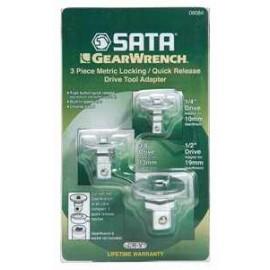 """Zestaw adapterów 1/4"""",1/2"""",3/8"""" SATA"""