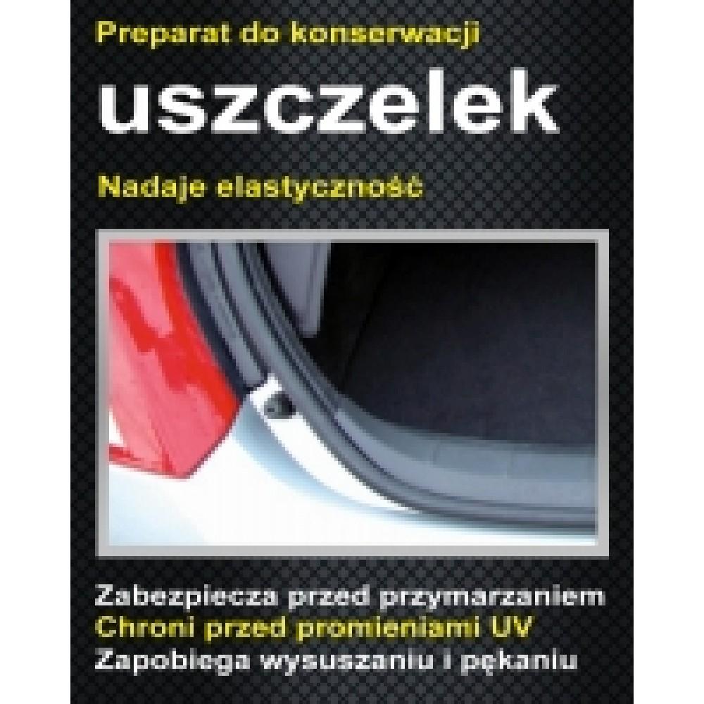 Preparat do konserwacji uszczelek Silikon Spray 400ml SJD PRO-TECH