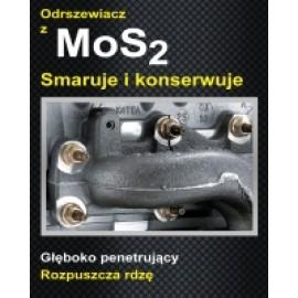 Odrdzewiacz, Penetrator z MoS2 400ml SJD PRO-TECH