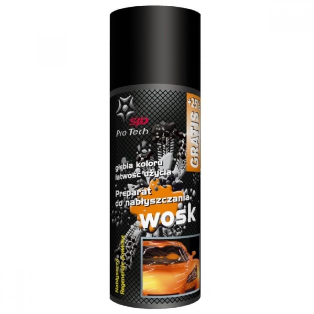 Wosk w sprayu SJD PRO-TECH