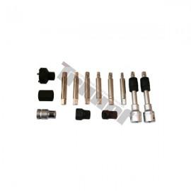 Adaptery alternatorów, bity i przyrządy mocujące 13 -części