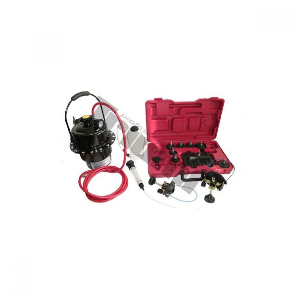 Urządzenie próżniowe do odpowietrzania systemów ABS, pojemnik 5 l TRIUMF