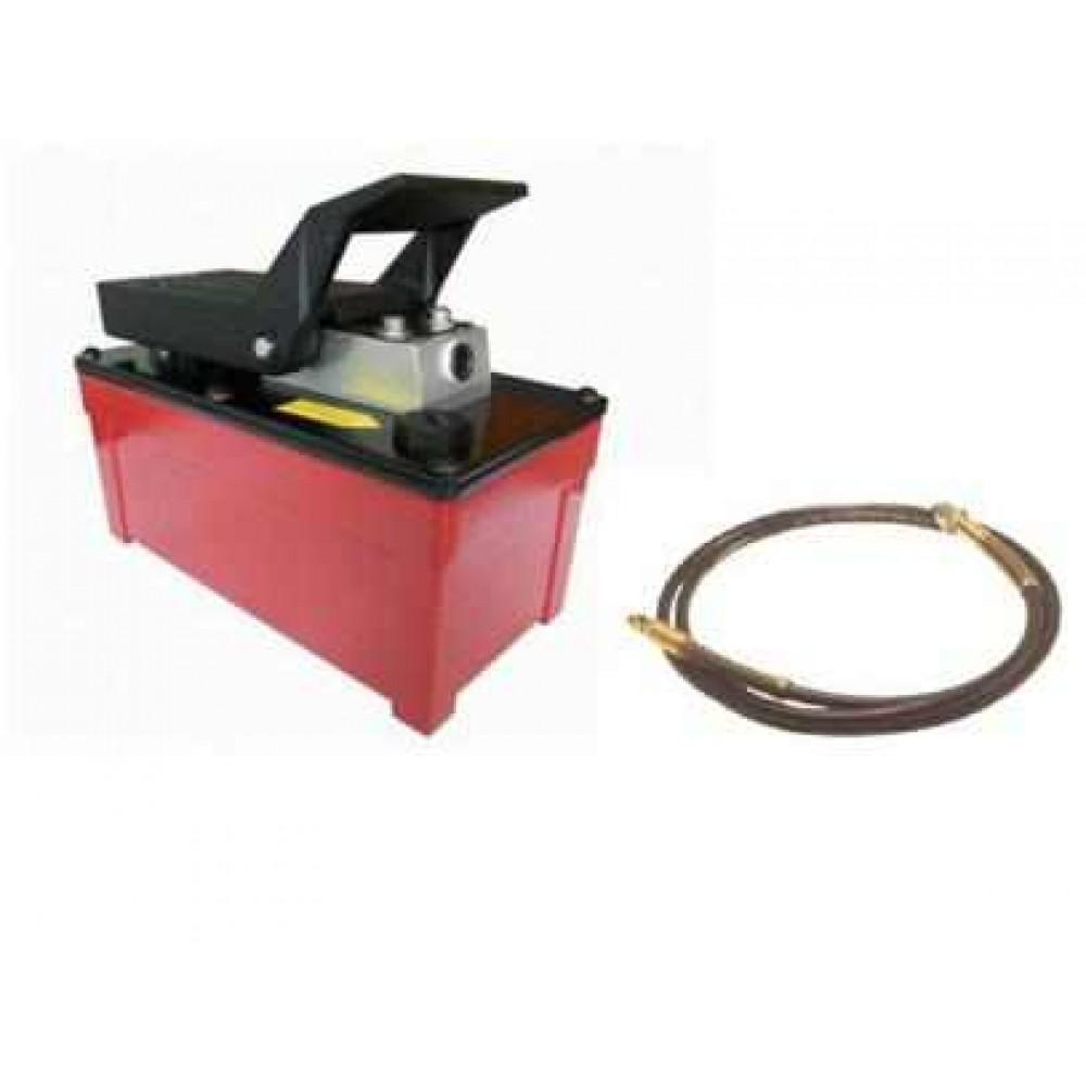 Pompa pneumatyczno - hydrauliczna 700 bar TRIUMF