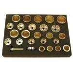 Narzędzia wprasowywania łożysk tulei adapterów 24 cz. WALLMEK