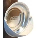 Miska magnetyczna 150 mm z osłoną z tworzywa HANSE WERKZEUG