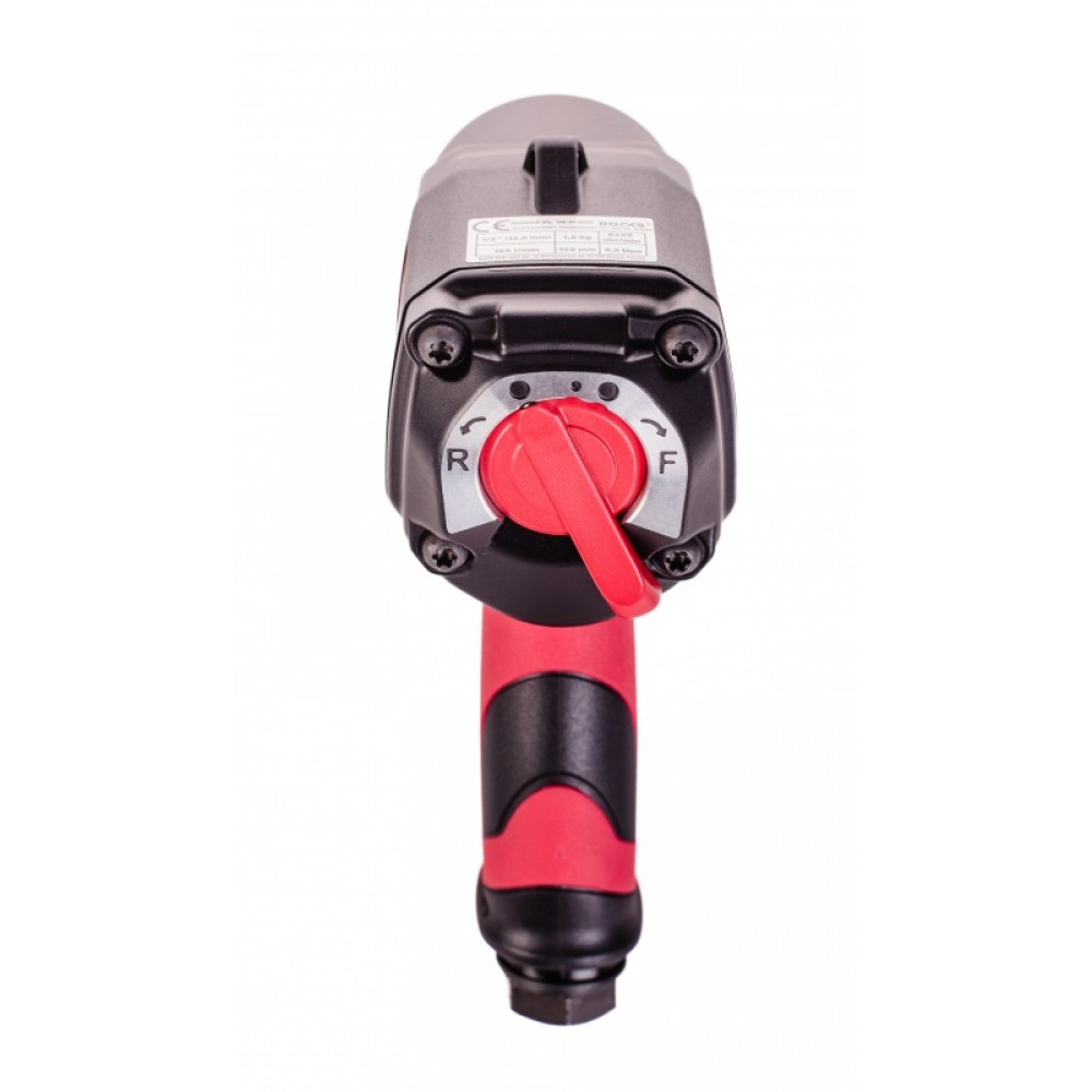 """Klucz udarowy, przemysłowy 1/2"""", 1360 Nm, BOXER ROOKS"""