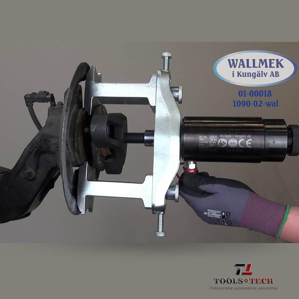 Siłownik hydrauliczny 22 tony push&pull WALLMEK