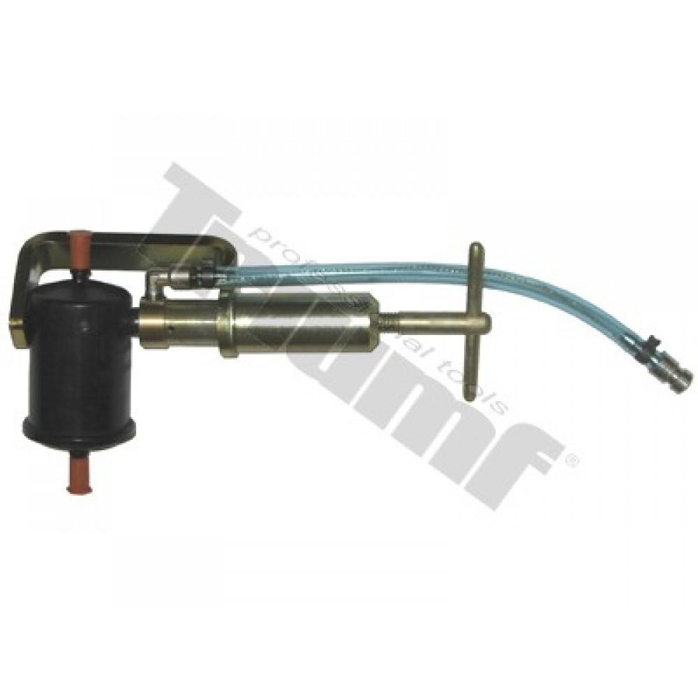 Adapter do odsysania paliwa z filtra WALLMEK