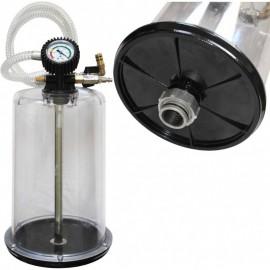 Zlewarko-wysysarka do oleju 90 litrów