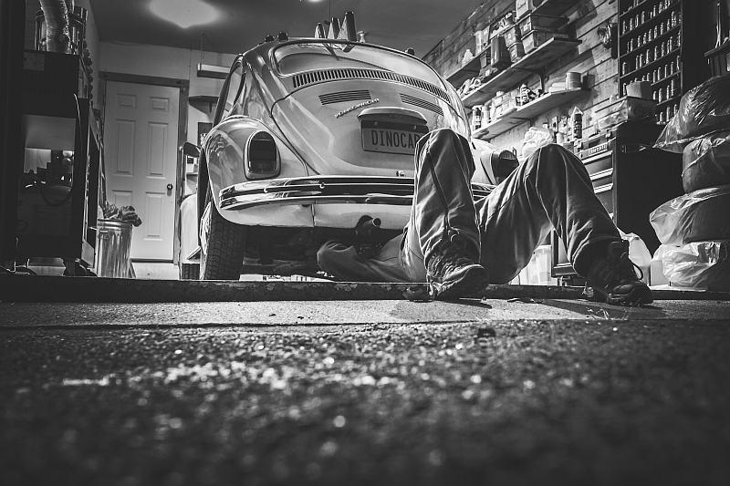 Wyposażenie warsztat samochodowego
